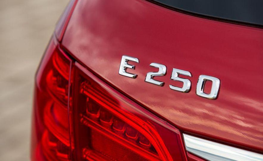 2014 Mercedes-Benz E250 sedan - Slide 36