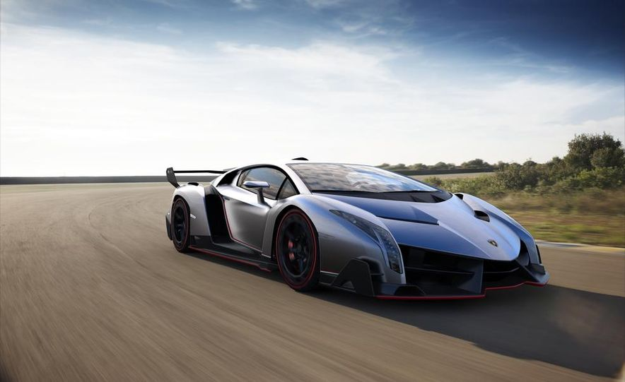 Lamborghini Veneno - Slide 44