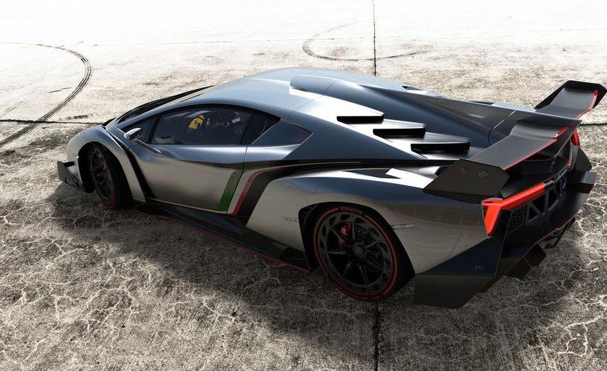 Lamborghini Veneno - Slide 47
