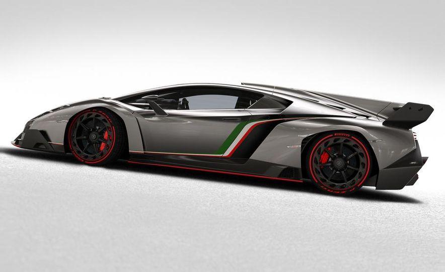 Lamborghini Veneno - Slide 49