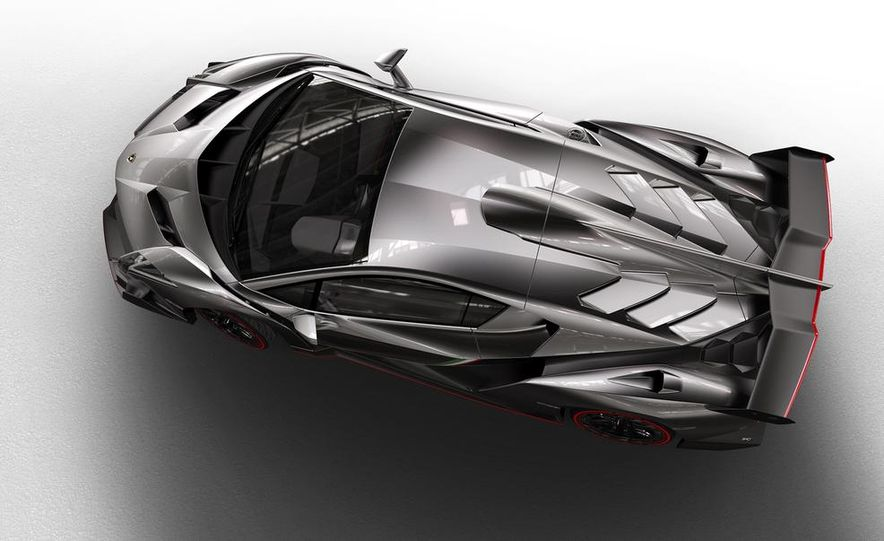 Lamborghini Veneno - Slide 50