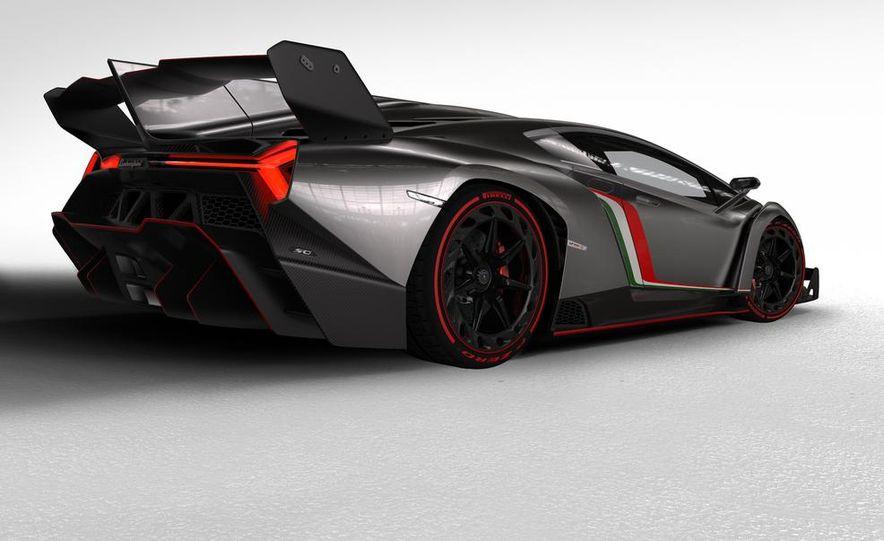 Lamborghini Veneno - Slide 51