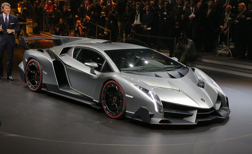 Lamborghini Veneno - Slide 36