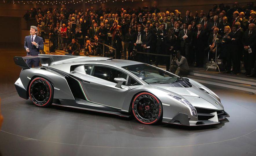 Lamborghini Veneno - Slide 37