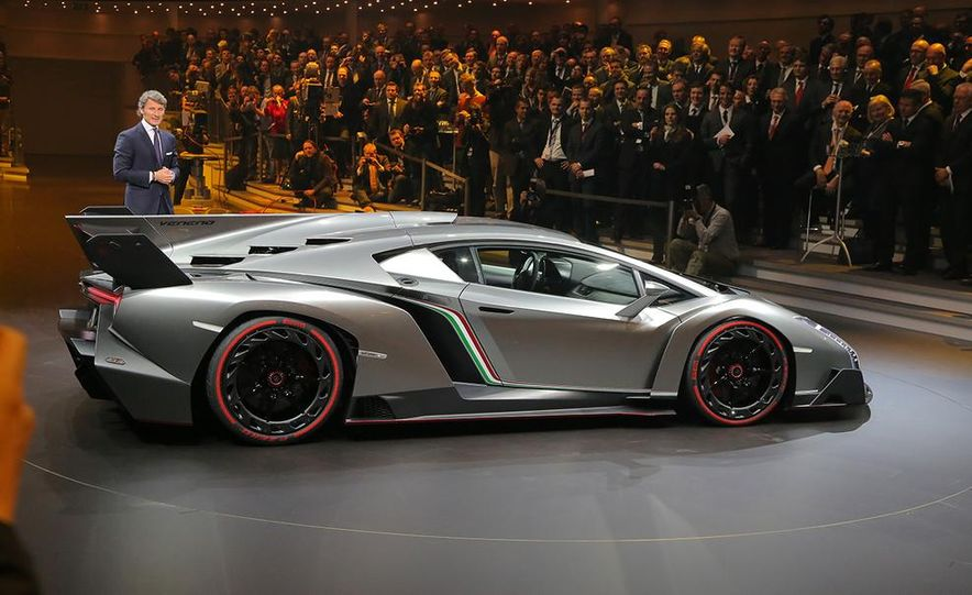 Lamborghini Veneno - Slide 39