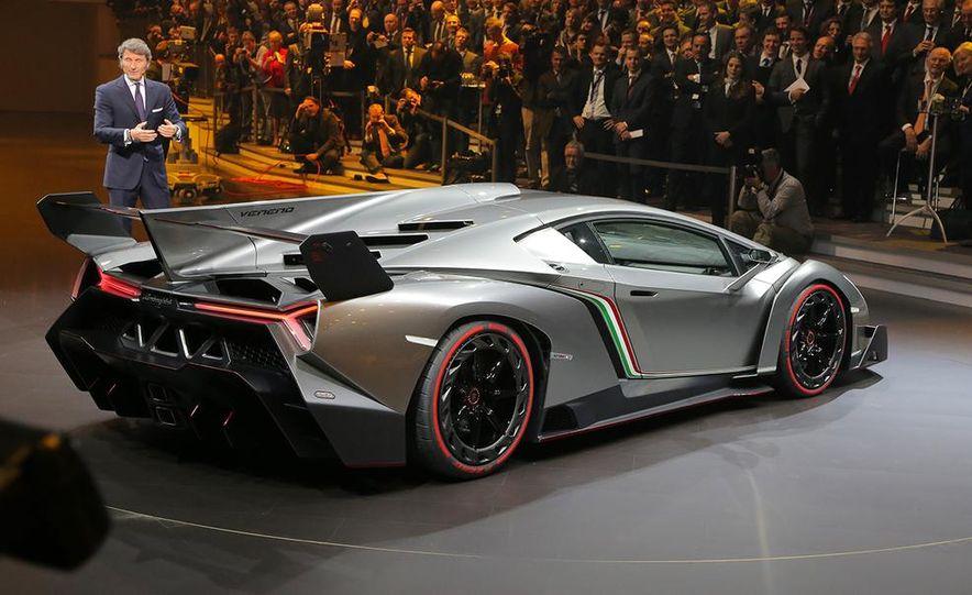 Lamborghini Veneno - Slide 43