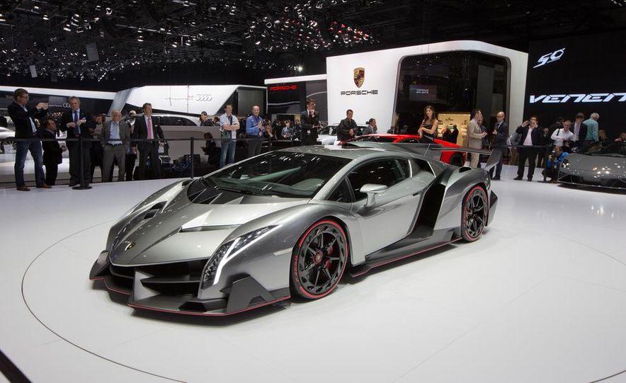 Lamborghini Veneno - Slide 1