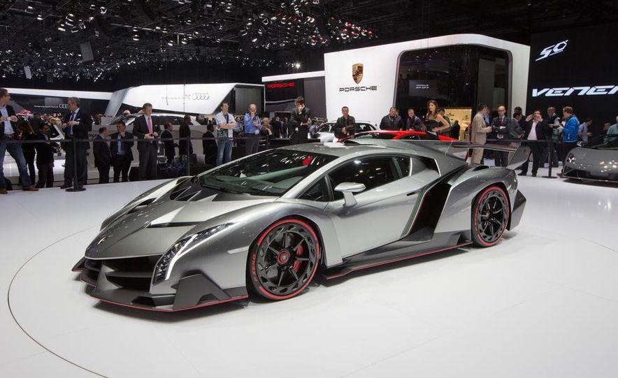 Lamborghini Veneno - Slide 2