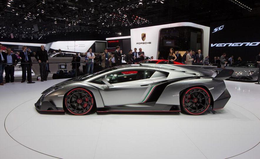 Lamborghini Veneno - Slide 6