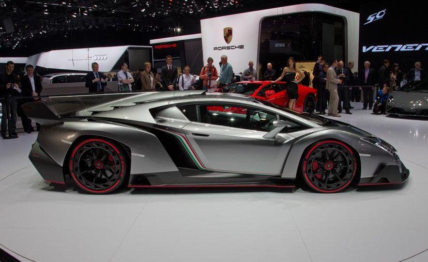 Lamborghini Veneno - Slide 19