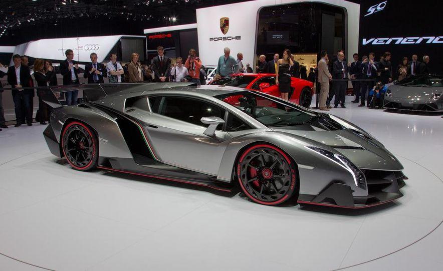 Lamborghini Veneno - Slide 20