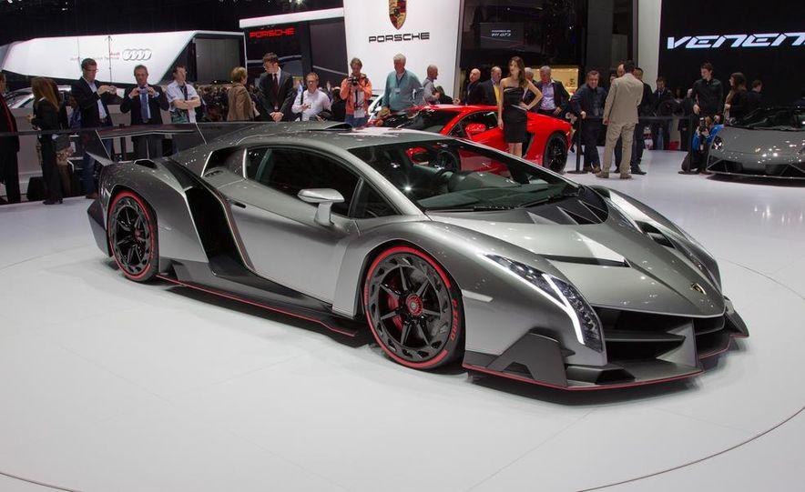 Lamborghini Veneno - Slide 21