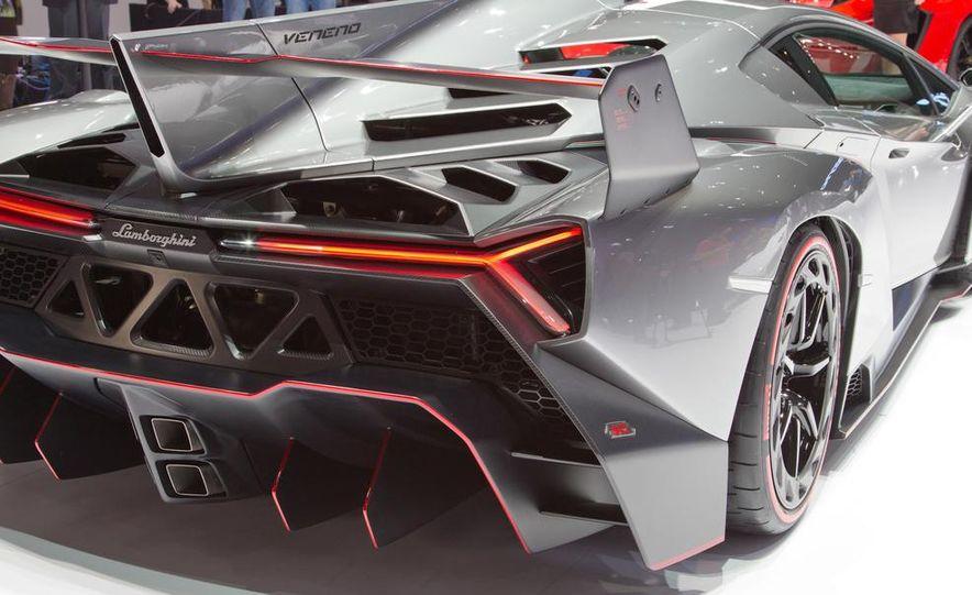 Lamborghini Veneno - Slide 29