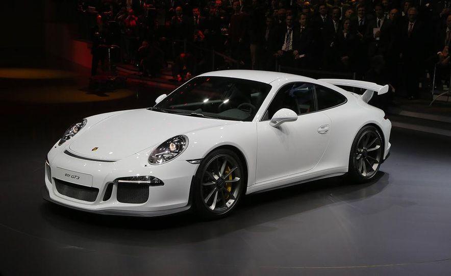 2014 Porsche 911 GT3 - Slide 21