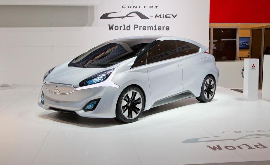 Mitsubishi CA-MiEV EV concept - Slide 1