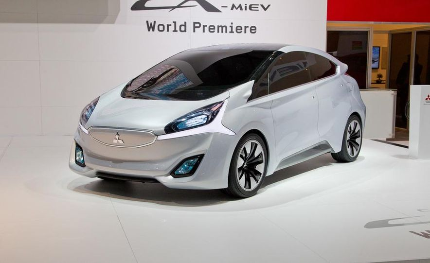 Mitsubishi CA-MiEV EV concept - Slide 2