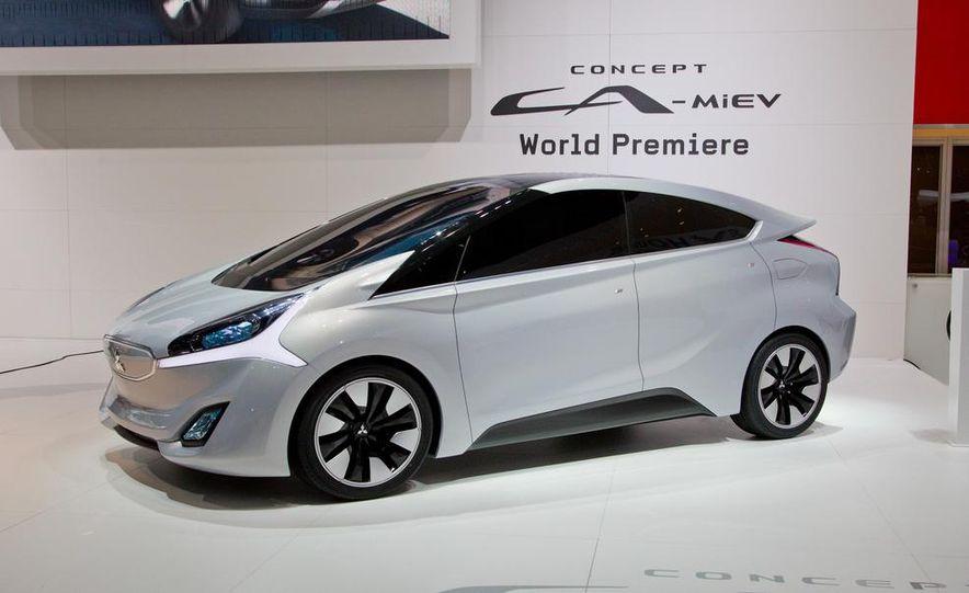 Mitsubishi CA-MiEV EV concept - Slide 3