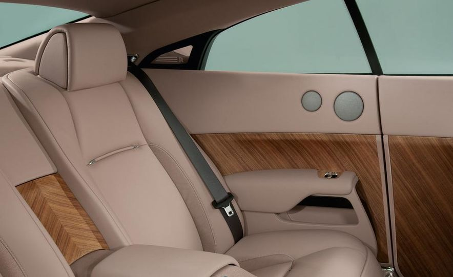 2014 Rolls-Royce Wraith - Slide 39