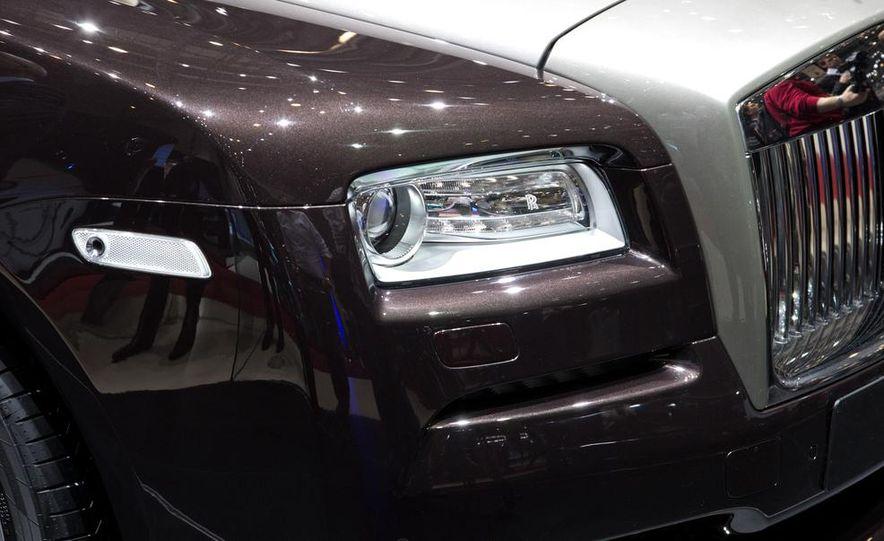 2014 Rolls-Royce Wraith - Slide 23