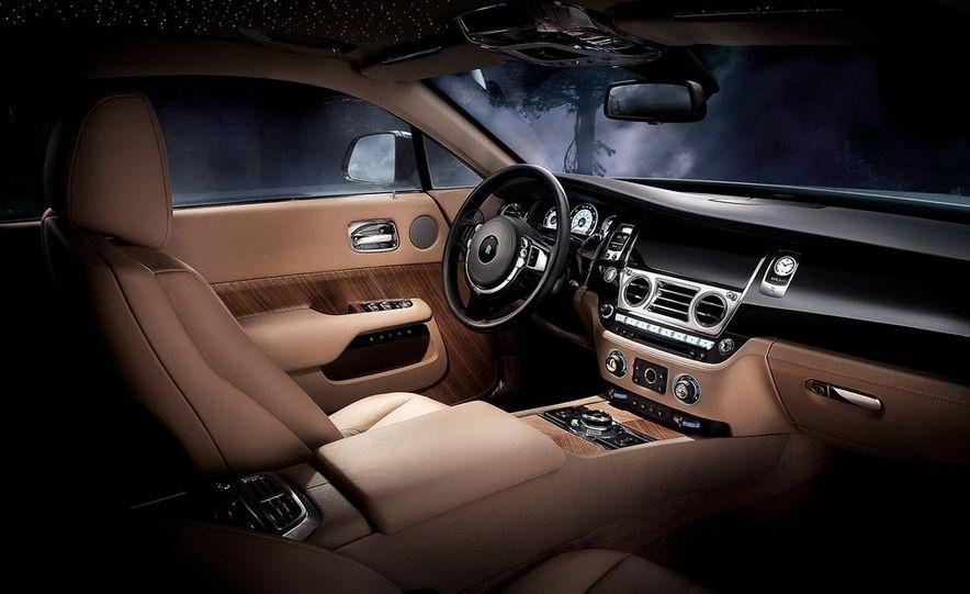 2014 Rolls-Royce Wraith - Slide 35