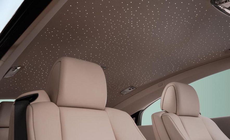 2014 Rolls-Royce Wraith - Slide 40