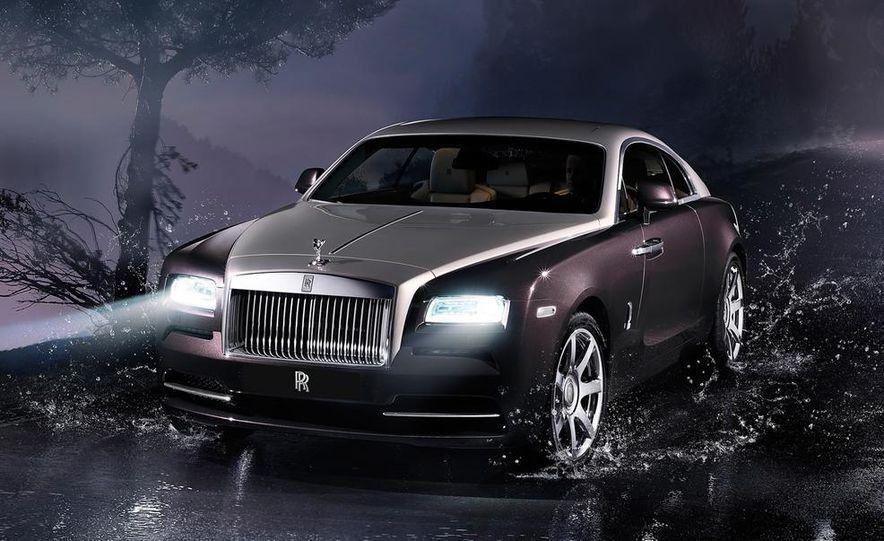 2014 Rolls-Royce Wraith - Slide 27