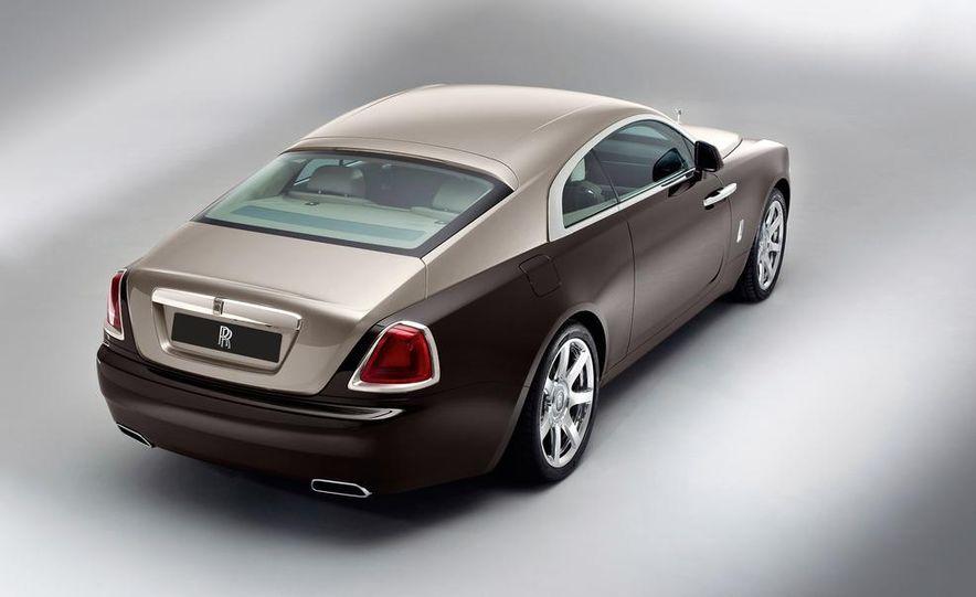 2014 Rolls-Royce Wraith - Slide 32