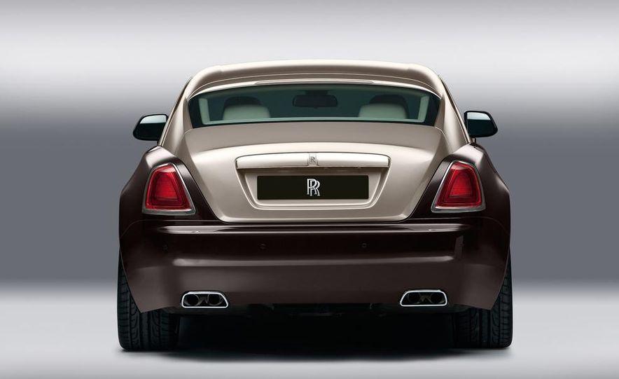 2014 Rolls-Royce Wraith - Slide 33