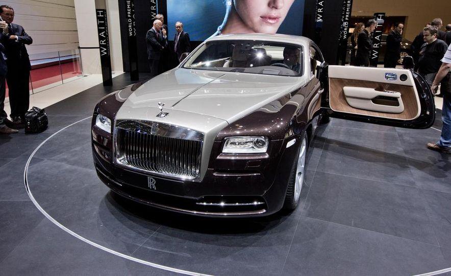 2014 Rolls-Royce Wraith - Slide 6