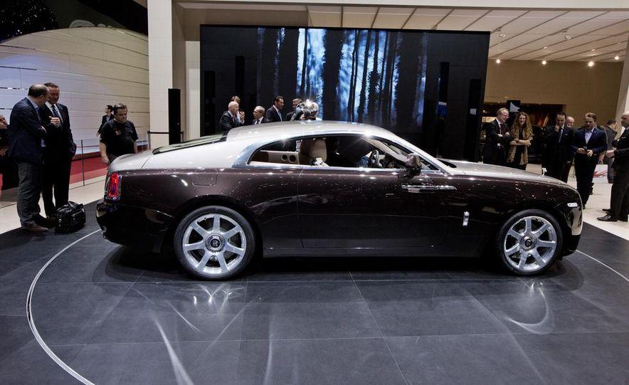 2014 Rolls-Royce Wraith - Slide 10