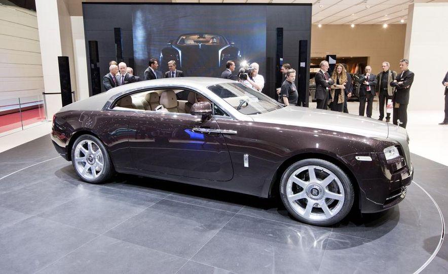2014 Rolls-Royce Wraith - Slide 11