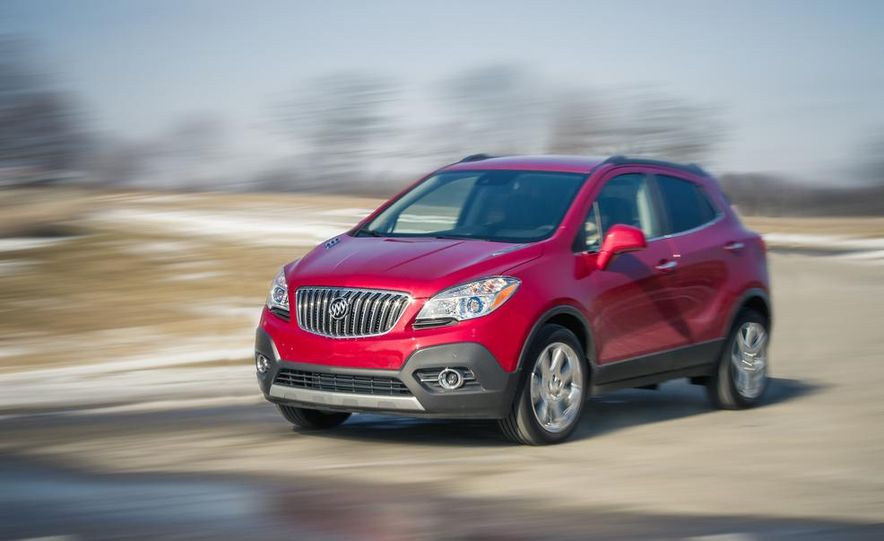 2013 Buick Encore AWD - Slide 1