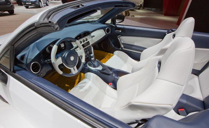 Toyota FT-86 Open concept - Slide 20
