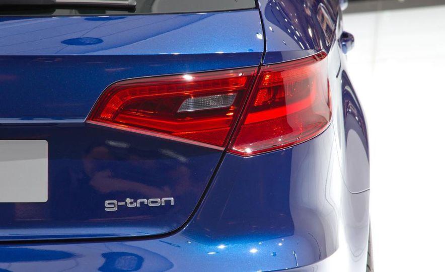 2014 Audi A3 Sportback g-tron - Slide 21