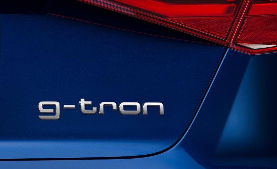 2014 Audi A3 Sportback g-tron - Slide 29