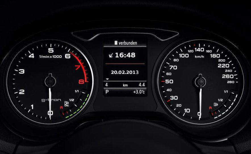 2014 Audi A3 Sportback g-tron - Slide 33