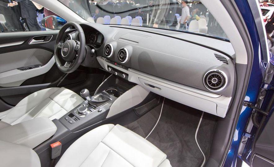 2014 Audi A3 Sportback g-tron - Slide 22