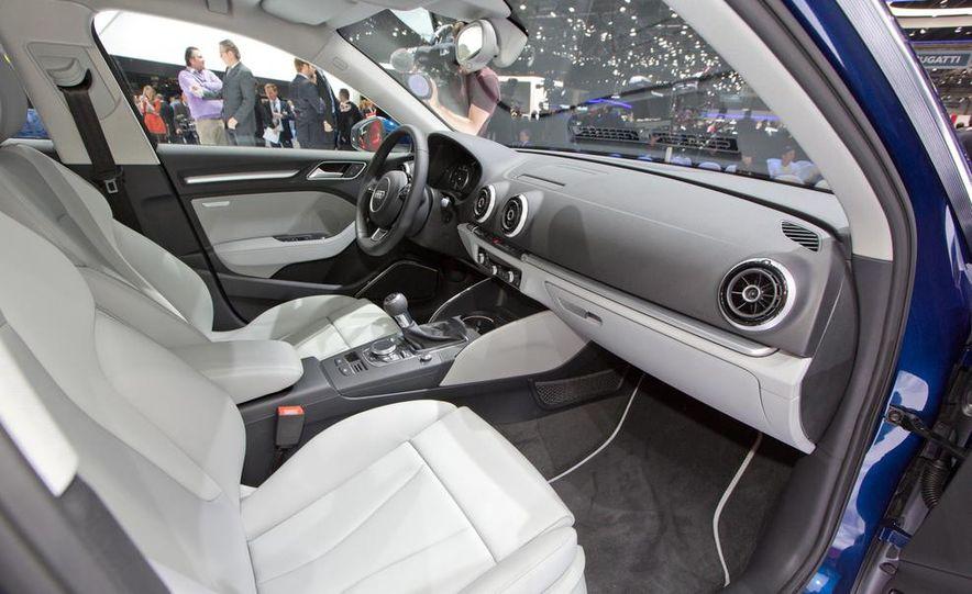 2014 Audi A3 Sportback g-tron - Slide 23