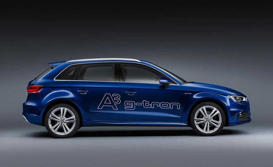 2014 Audi A3 Sportback g-tron - Slide 26