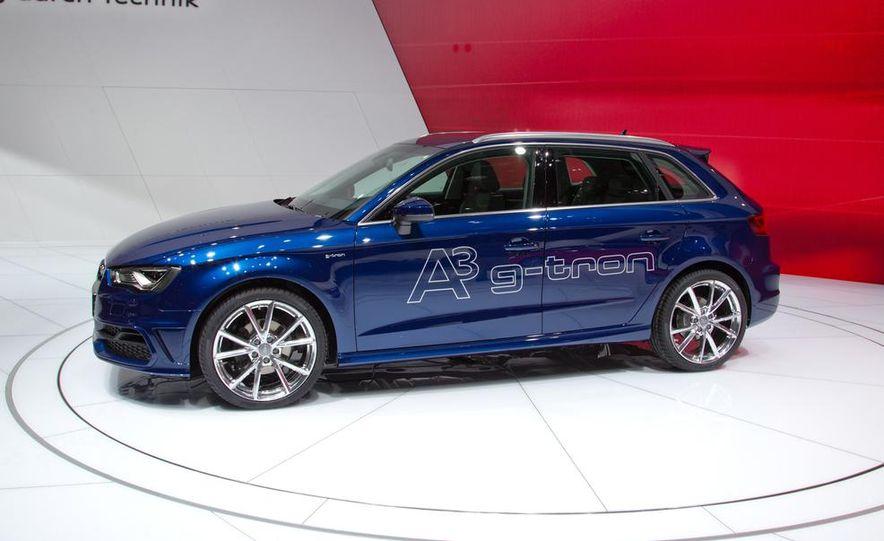 2014 Audi A3 Sportback g-tron - Slide 1