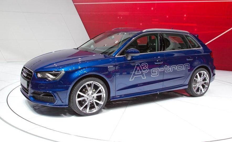 2014 Audi A3 Sportback g-tron - Slide 2