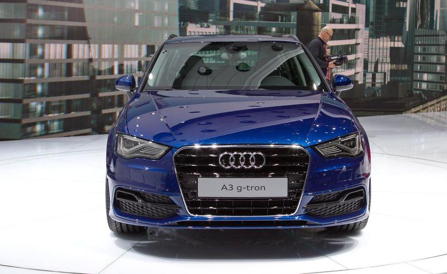 2014 Audi A3 Sportback g-tron - Slide 5