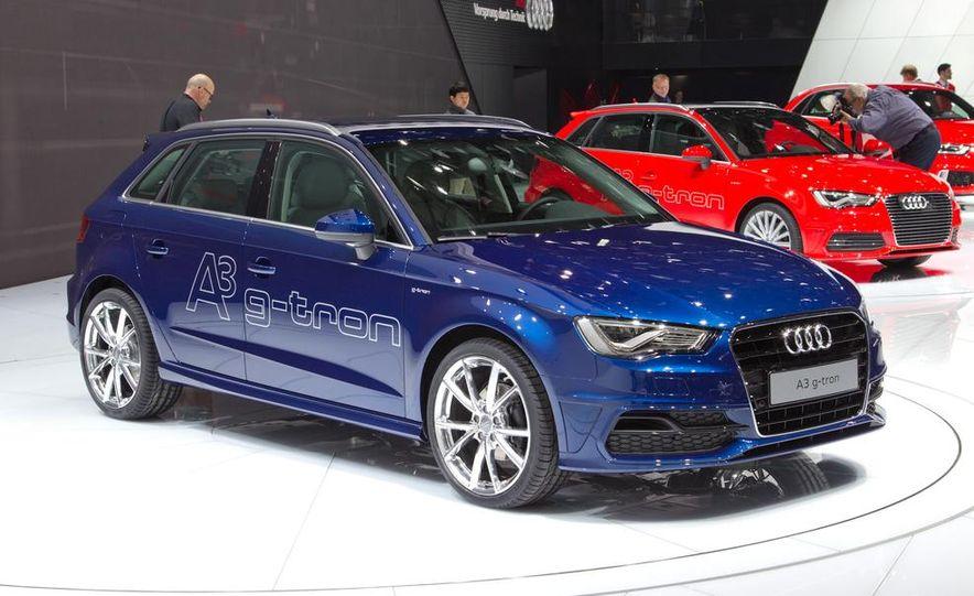 2014 Audi A3 Sportback g-tron - Slide 6