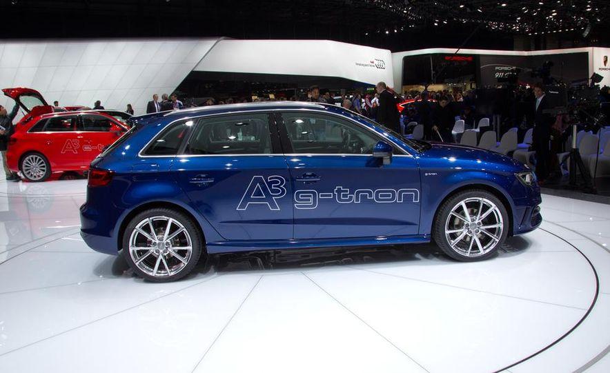 2014 Audi A3 Sportback g-tron - Slide 8