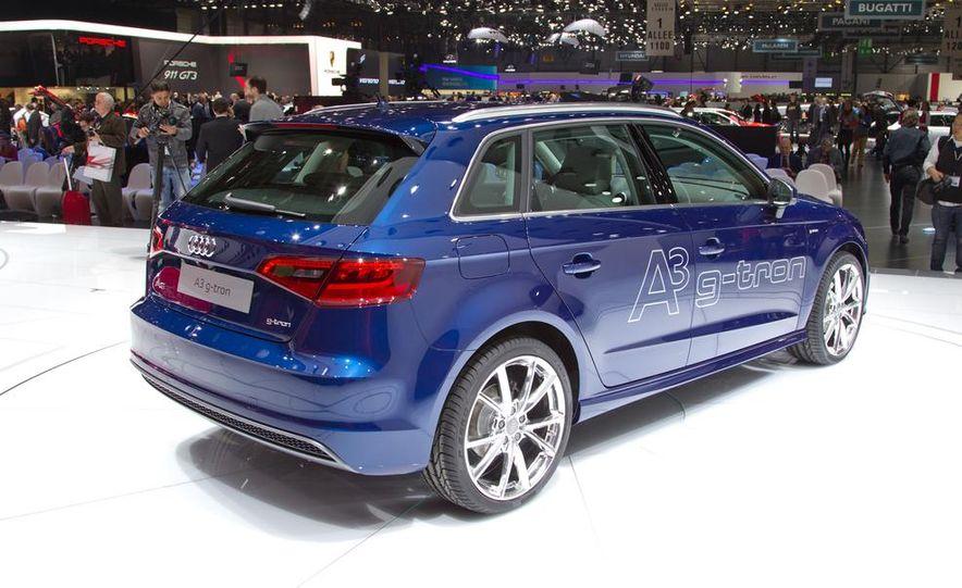 2014 Audi A3 Sportback g-tron - Slide 10