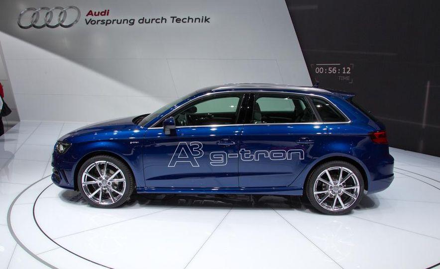 2014 Audi A3 Sportback g-tron - Slide 14