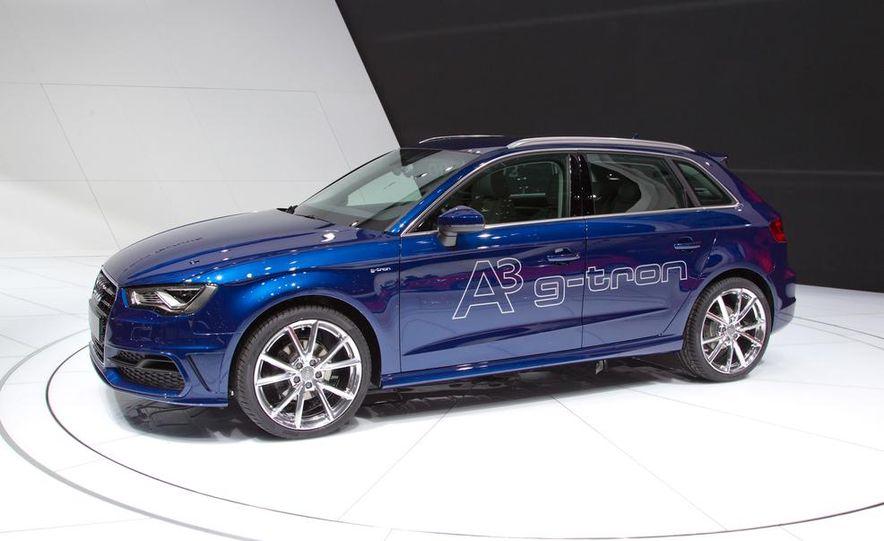 2014 Audi A3 Sportback g-tron - Slide 15