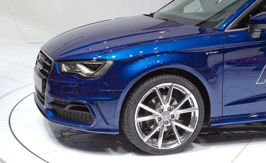 2014 Audi A3 Sportback g-tron - Slide 17