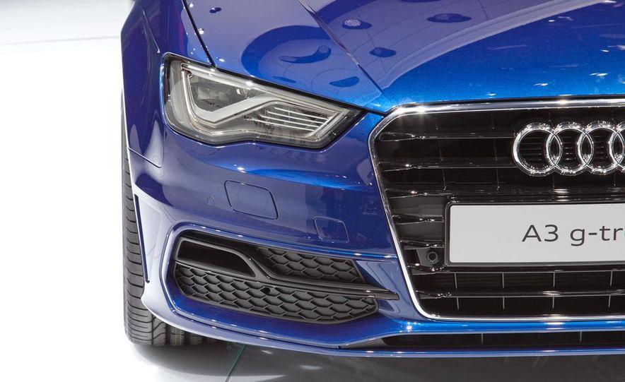 2014 Audi A3 Sportback g-tron - Slide 18