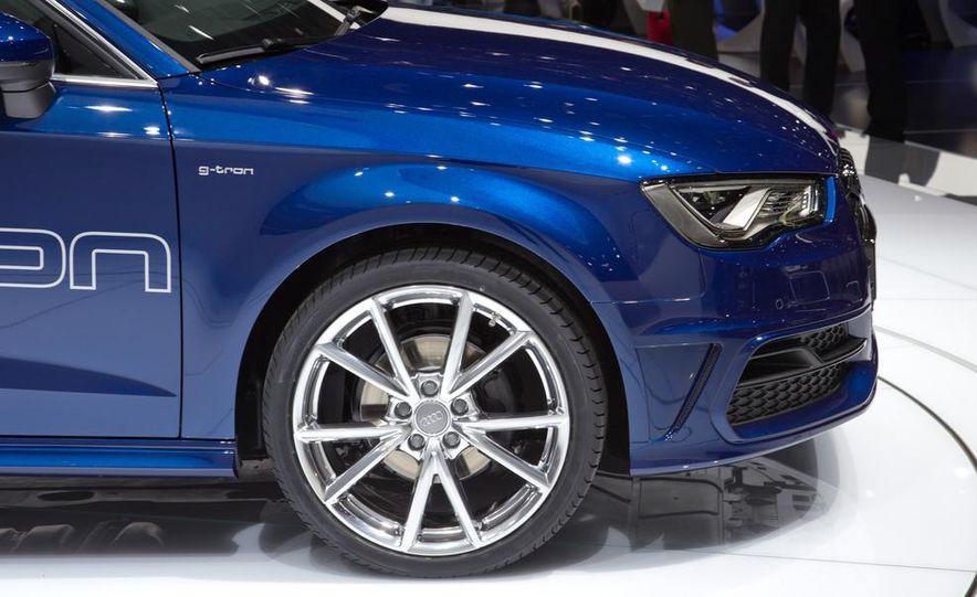 2014 Audi A3 Sportback g-tron - Slide 19